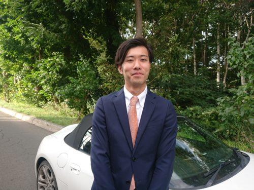 車買取 セカンドプラス函館店 藤井